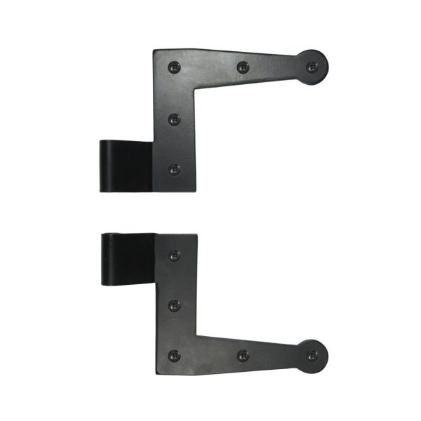 Suffolk Style L Hinge - Stainless Steel